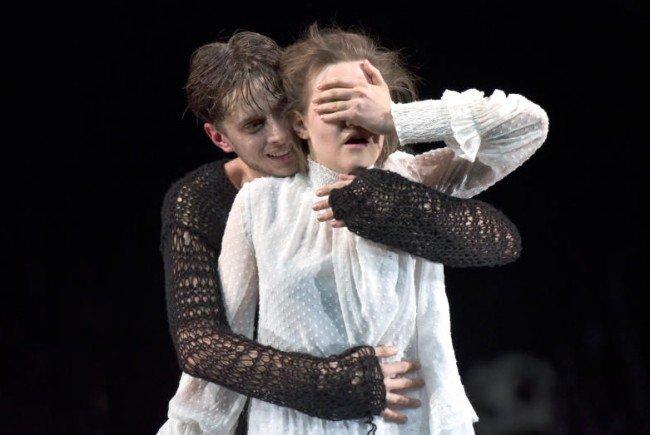 Sehr unkonventionell, die aktuelle Inszenierung am Wiener Volkstheater.
