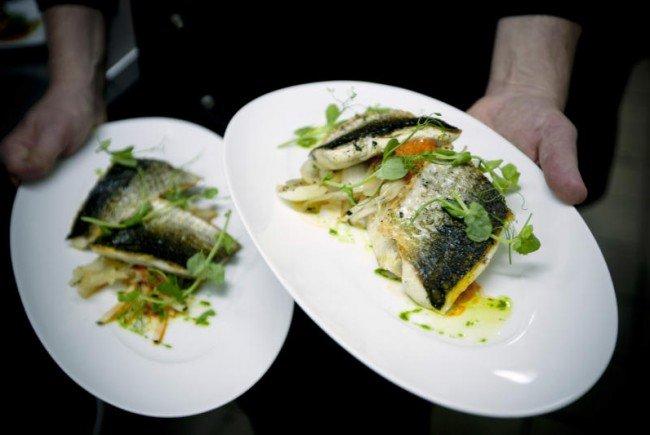 """Das """"Kornat"""" ist besonders für seine Fisch-Spezialitäten bekannt."""