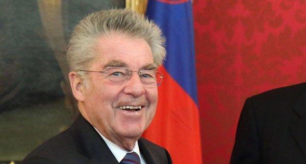 Die Amtszeit von Bundespräsident Heinz Fischer geht bald zuende