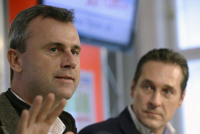 Norbert Hofer tritt für FPÖ bei Bundespräsidentenwahl an