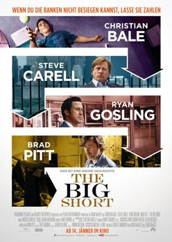 The Big Short – Trailer und Kritik zum Film