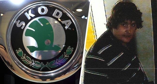 Dieser Mann soll ein Auto aus einer Tiefgarage im 22. Bezirk gestohlen haben.