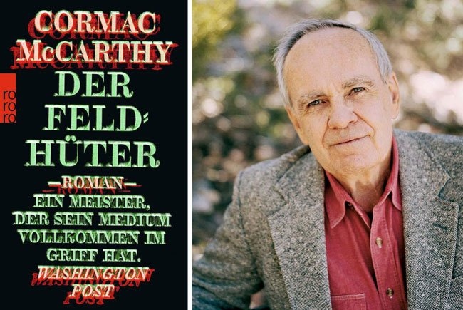 """""""The Orchard Keeper"""" von Cormac McCarthy erscheint nun auf Deutsch"""