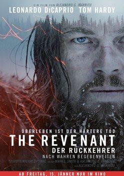 The Revenant – Der Rückkehrer – Trailer und Kritik zum Film