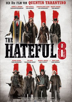 The Hateful 8 – Trailer und Kritik zum Film