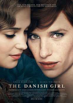 The Danish Girl – Trailer und Kritik zum Film