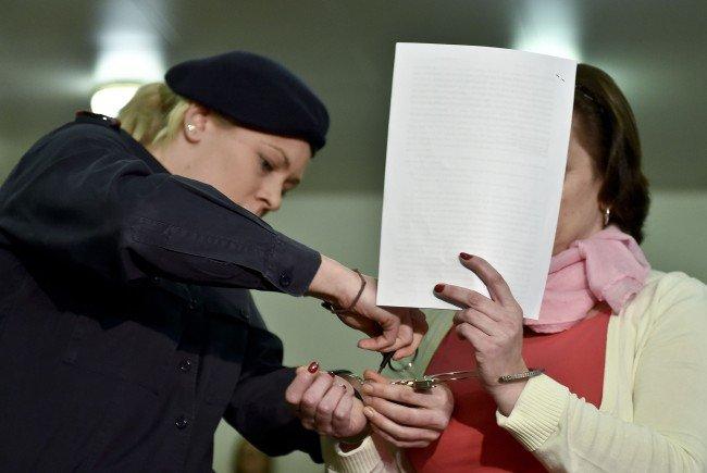 Die Mutter erstach ihre vierjährige Tochter in Wien-Hernals.