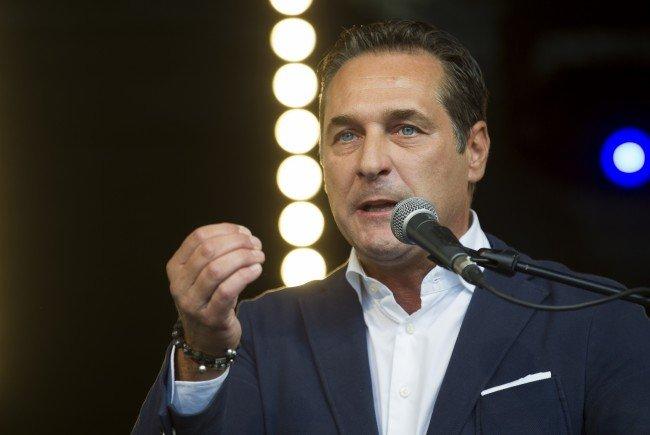 Kandidiert FPÖ-Obmann Strache für die Hofburg?