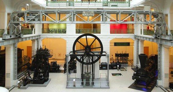 Das Technische Museum in Wien erweitert den Bereich für seine Besucher.