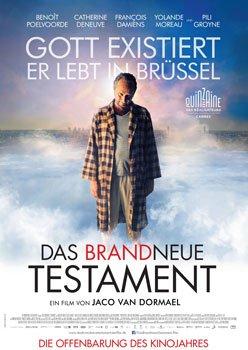 Das brandneue Testament – Trailer und Kritik zum Film