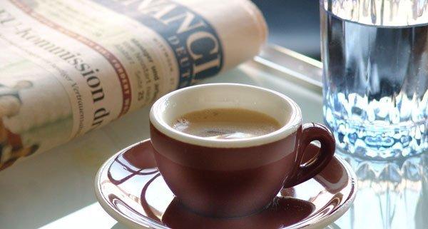 Ab Freitag findet wieder die Woche des Zeitungslesens in Wiens Kaffeehäusern statt.