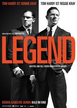Legend – Trailer und Kritik zum Film