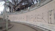 """Sprayer """"Puber"""" stellt in Wiener Galerie aus"""