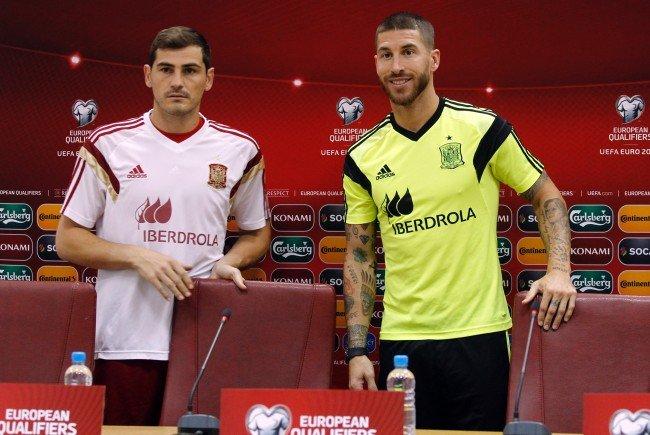 Das spanische Nationalteam wird im Sommer nach Österreich kommen.