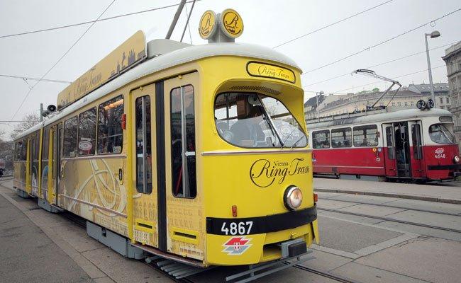 Die Vienna Ring Tram transportierte im Jahr 2015 rund 94.000 Fahrgäste.