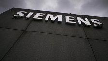 Siemens plant offenbarweiterenStellenabbau