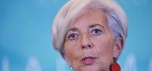Lagarde für zweite Amtszeit an IWF-Spitze nominiert