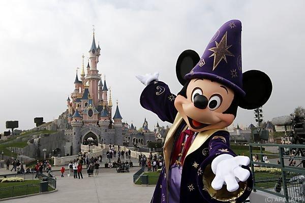Disneyland zählte 2015 fast 15 Millionen Besucher