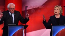 Clinton wirft Sanders Schmutzkampagne vor