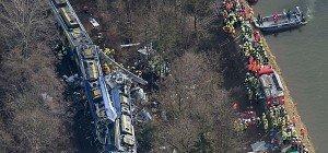 Zugsunglück in Bayern – KeinVermisster mehr, zehn Tote