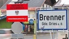 """Kontrollen am Brenner: """"Intensive"""" Planungen"""