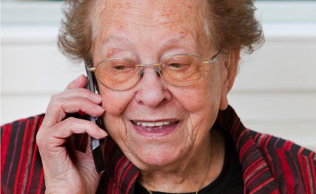 """Die Pensionistin erkannte den """"Neffentrick"""" und alarmierte die Polizei."""