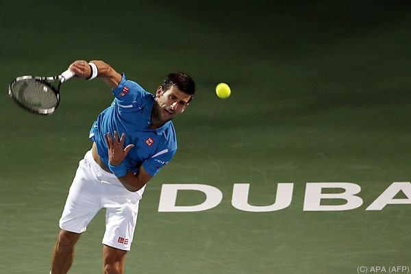 Djokovic ließ Robredo keine Chance