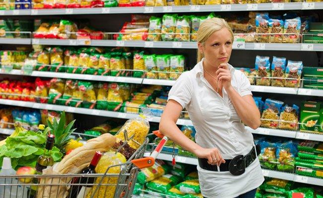 Was ist im Supermarkt erlaubt?