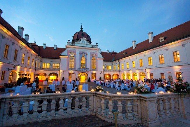 Schloss Gödöllő: 20 Jahre nach der Neueröffnung