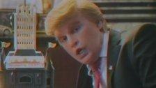 Johnny Depp macht sich über Donald Trump lustig