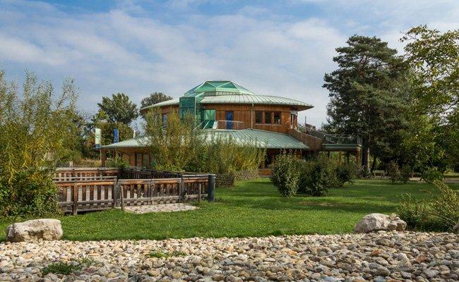 Das nationalparkhaus wien-lobAU hat wieder regelmäßig geöffnet.