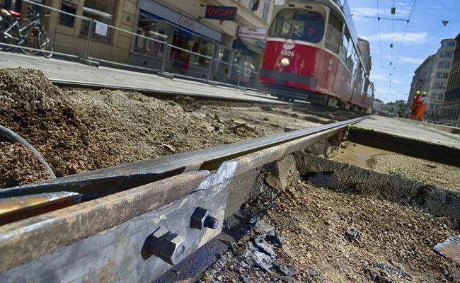 Wiener Öffis - Grüne fürchten um paktierten Straßenbahn-Ausbau