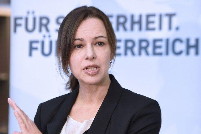 Familienministerin Sophie Karmasin (ÖVP).