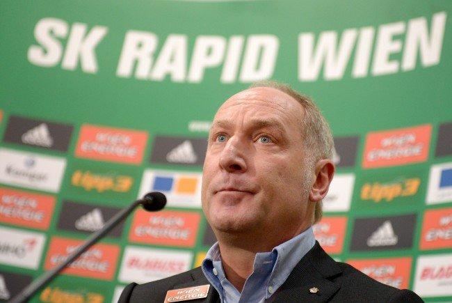 Andreas Müller wurde während der PK bestohlen.