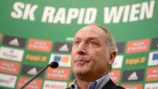Rapid-Sportdirektor Müller bestohlen