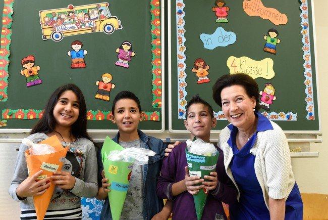 Immer mehr Schüler nutzen das Angebot von muttersprachlichem Unterricht.