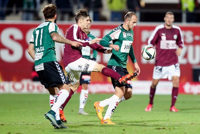 LIVE-Ticker zum Spiel SV Mattersburg gegen SV Ried ab 18.30 Uhr.