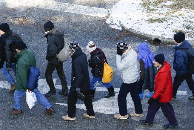 Arbeitslosigkeit - 21.575 Asyl- und Schutzberechtigte ohne Job