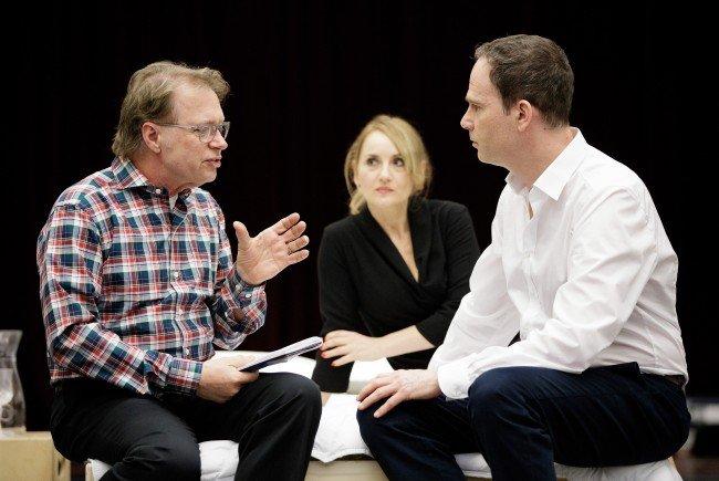"""""""Evita"""" wird wieder in Wien aufgeführt."""