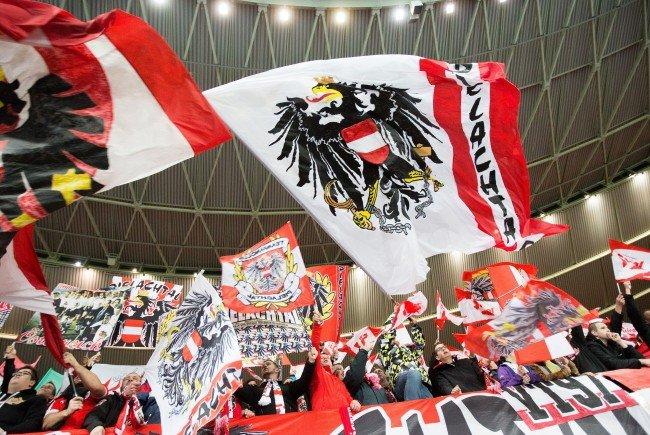 Grund zur Freude für die österreichischen Fans.