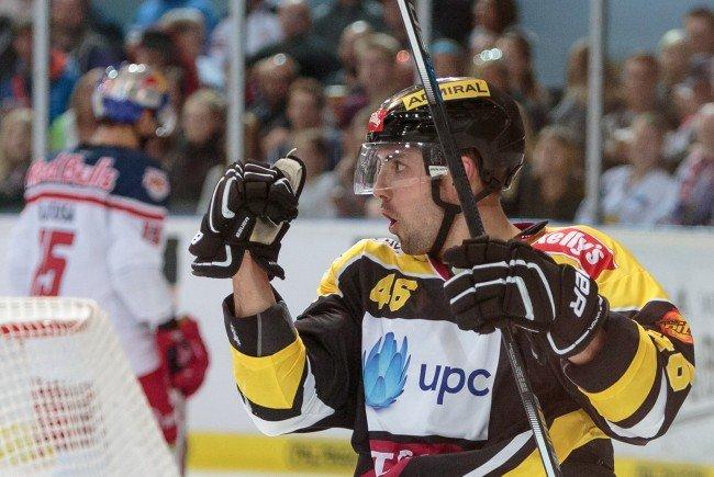 Auch Vienna Capitals Spieler Dzieduszycki fasste eine Strafe aus.