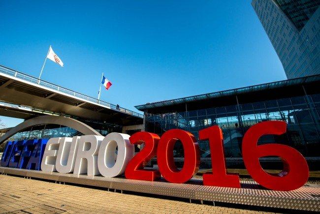 ORF und ATV teilen sich die TV-Rechte für die Fußball-EM 2016.