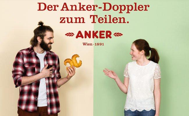 ANKER Doppler zum Teilen