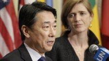 UNO-Sicherheitsrat verurteilt Raketenstart