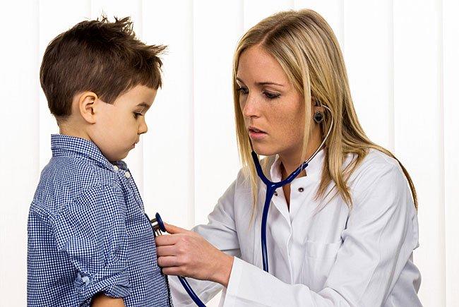 Kinderärzte werden von der Kammer gebeten, wegen der Grippewelle auch am Wochenende zu ordinieren