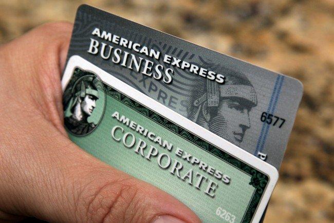 Der Angeklagte bezahlte mit gefälschten American-Express-Kreditkarten.