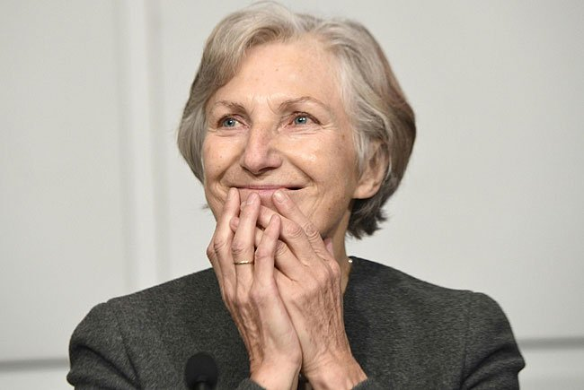 Irmgard Griss tourt nun durch die Bundesländer