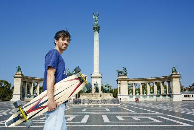 Budapest: Jung, trendy und bombastisch