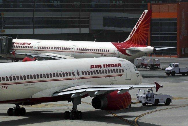 Am 6. April übernimmt Air India die Flüge von Wien nach Dehli.