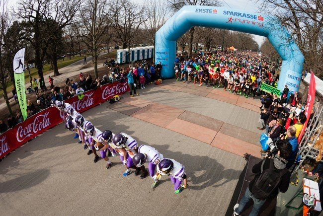 Der Start in die Wiener Laufsaison steht bevor.